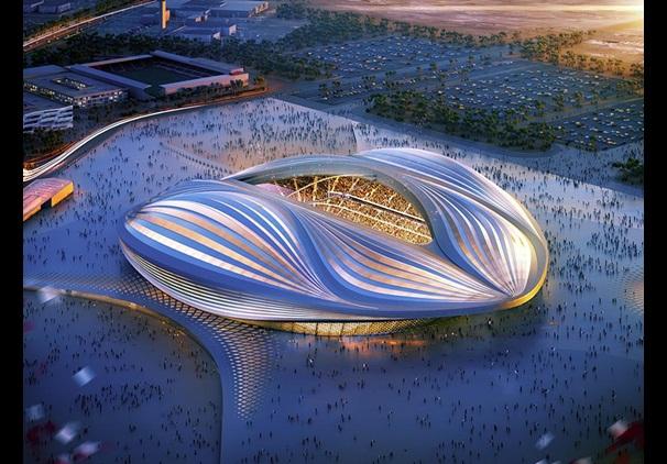 Korrupte menns verk: VM  2022.