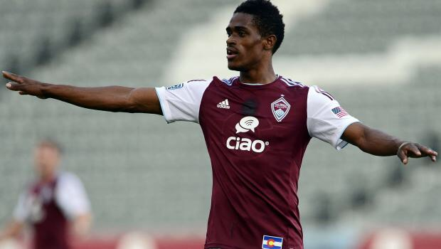 Deshorn Brown Er klar for Vålerenga!  Foto: coloradorapids.com