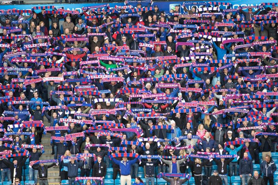 Det kan bli en del folk på Ullevaaal lørdag. Foto: grydis.no