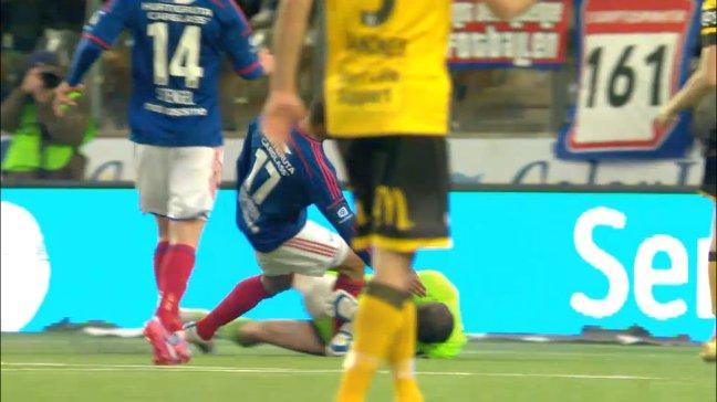 Faksmile vif-fotball.no