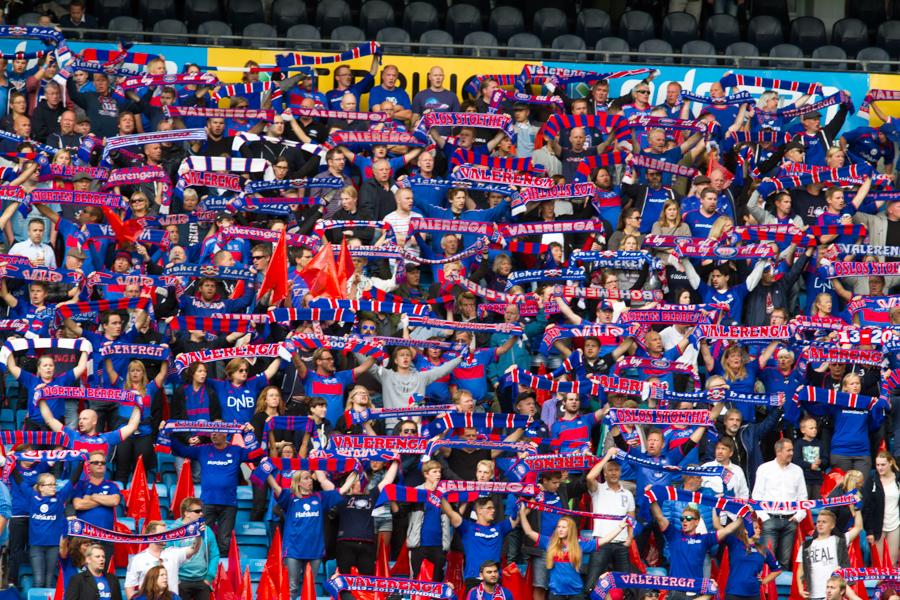 Vil du passe på denne gjengen? Nå er rollen som supporterkoordinator åpen. Foto: Grydis.no
