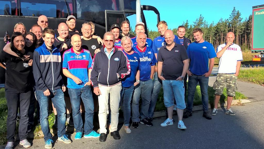 Skal lukene, Ålesund. Denna gjengen er på vei! Foto: Vålerenga Fotball/Twitter