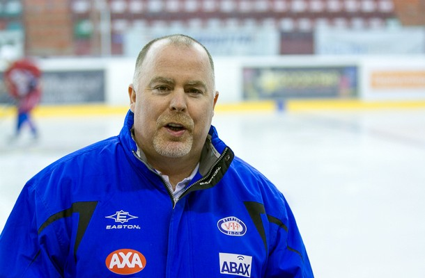 Jan Tore Kjær. Foto: Anders Grydeland/VIF Hockey.