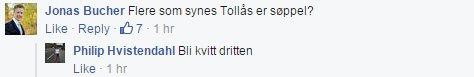 Fra Vålerengas Facebook-side.
