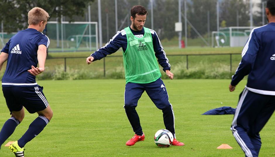 Robert Lundström fikk en avgjørende rolle mot RBK. Foto: vif-fotball.no.