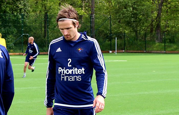 Jesper Arvidsson vender hjem. Foto: Dif.se.