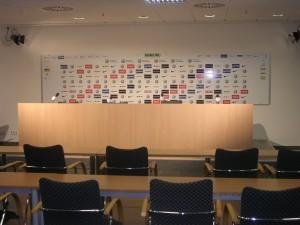 Presserommet til Wolfsburg. Foto: http://njbrigade.com/