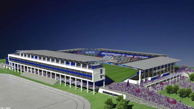 Vålerenga Stadion. Foto: vif-fotball.no.