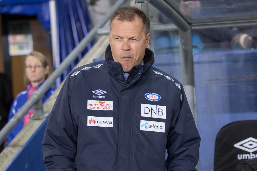Kjetil Rekdal forsterker Vålerengas midtbane Foto: Grydis.no.