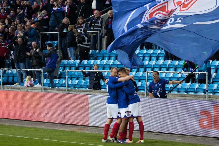 Oslo, Ullevaal 17. april 2016, Vålerenga møtte Tromsø i Tippeligaen femte runde, Kampen endte 4-0. Oslo, Ullevaal, 17. april 2016