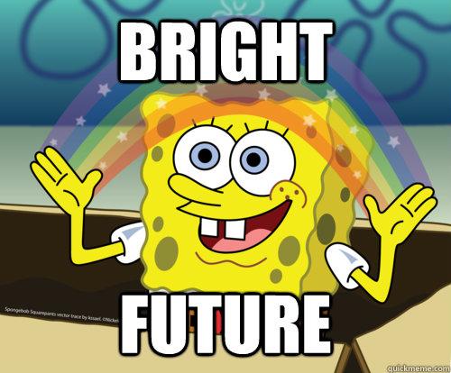 bright future fremtiden