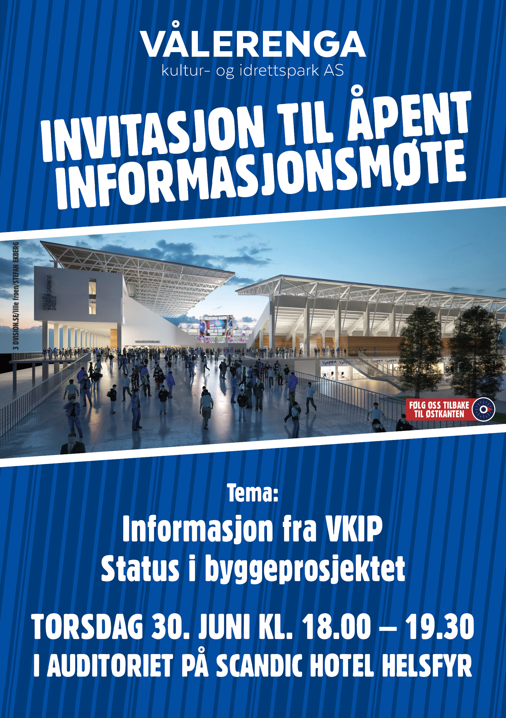 informasjonsmøte stadion