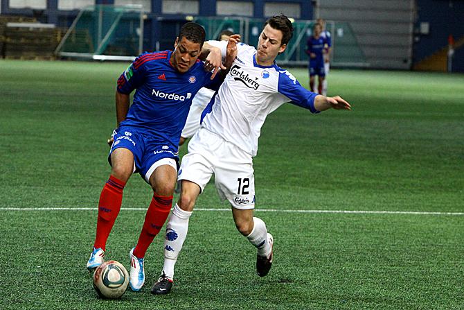 Riki Alba. Foto: Vålerenga Fotball