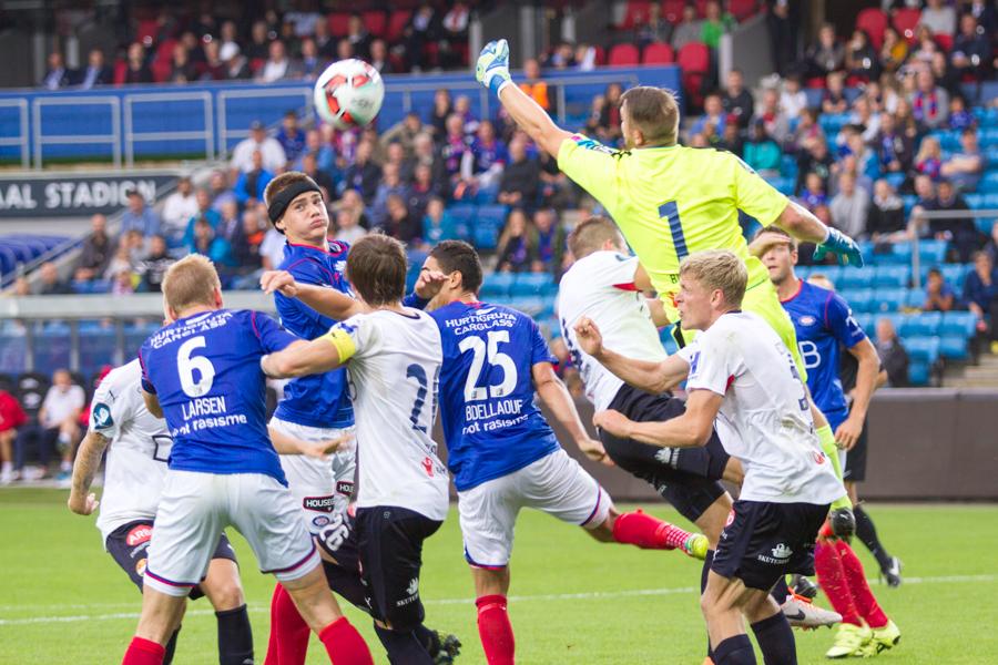 Det blir krig i Drammen i dag. Foto : Anders Grydeland, grydis.no