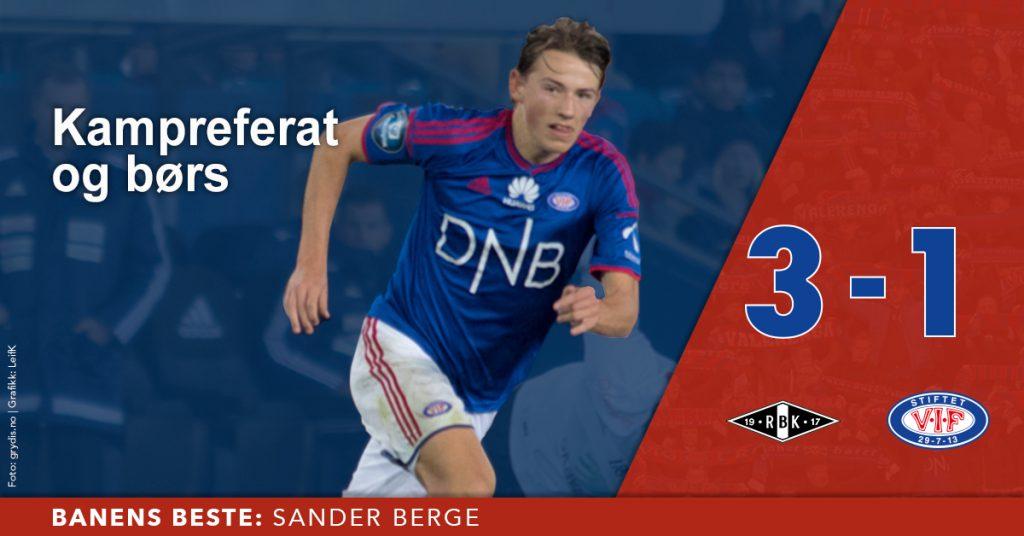 2016-10-02 Rosenborg borte