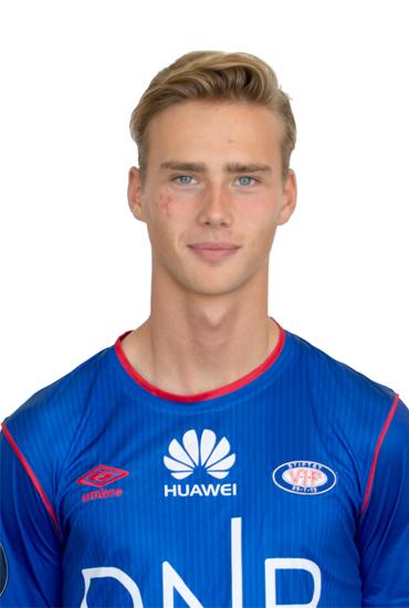 Magnus Retsius Grødem scoret 2-0-målet i går og er en del av framtida vi ser vokse fram i laget. Foto: Vålerenga Fotball