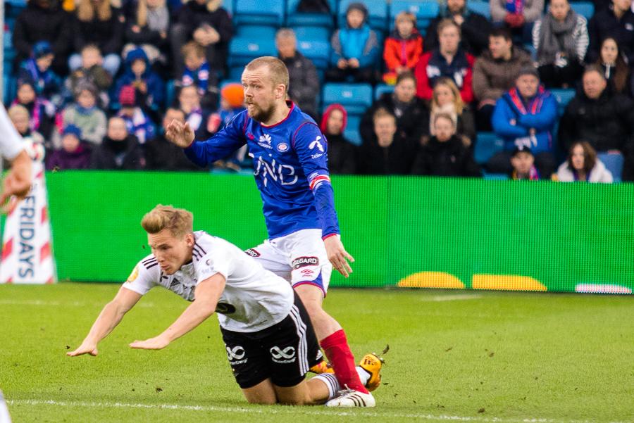 Går det mot slutten for Vålerengas møter med Rosenborg? Foto: Grydis.no